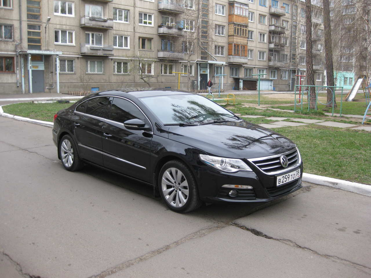 2009 volkswagen passat cc pictures gasoline ff. Black Bedroom Furniture Sets. Home Design Ideas