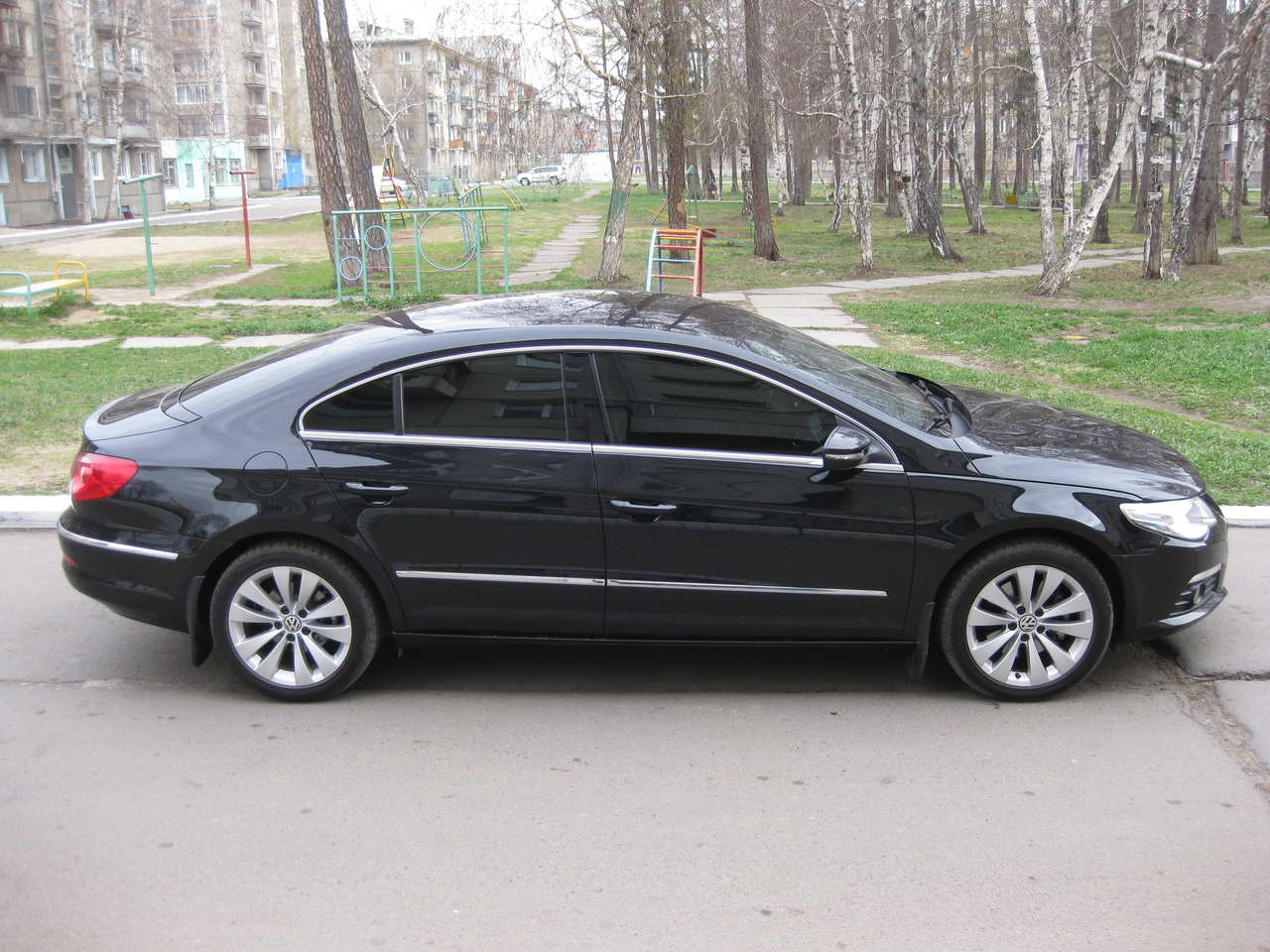 2009 volkswagen passat cc photos 1 8 gasoline ff. Black Bedroom Furniture Sets. Home Design Ideas