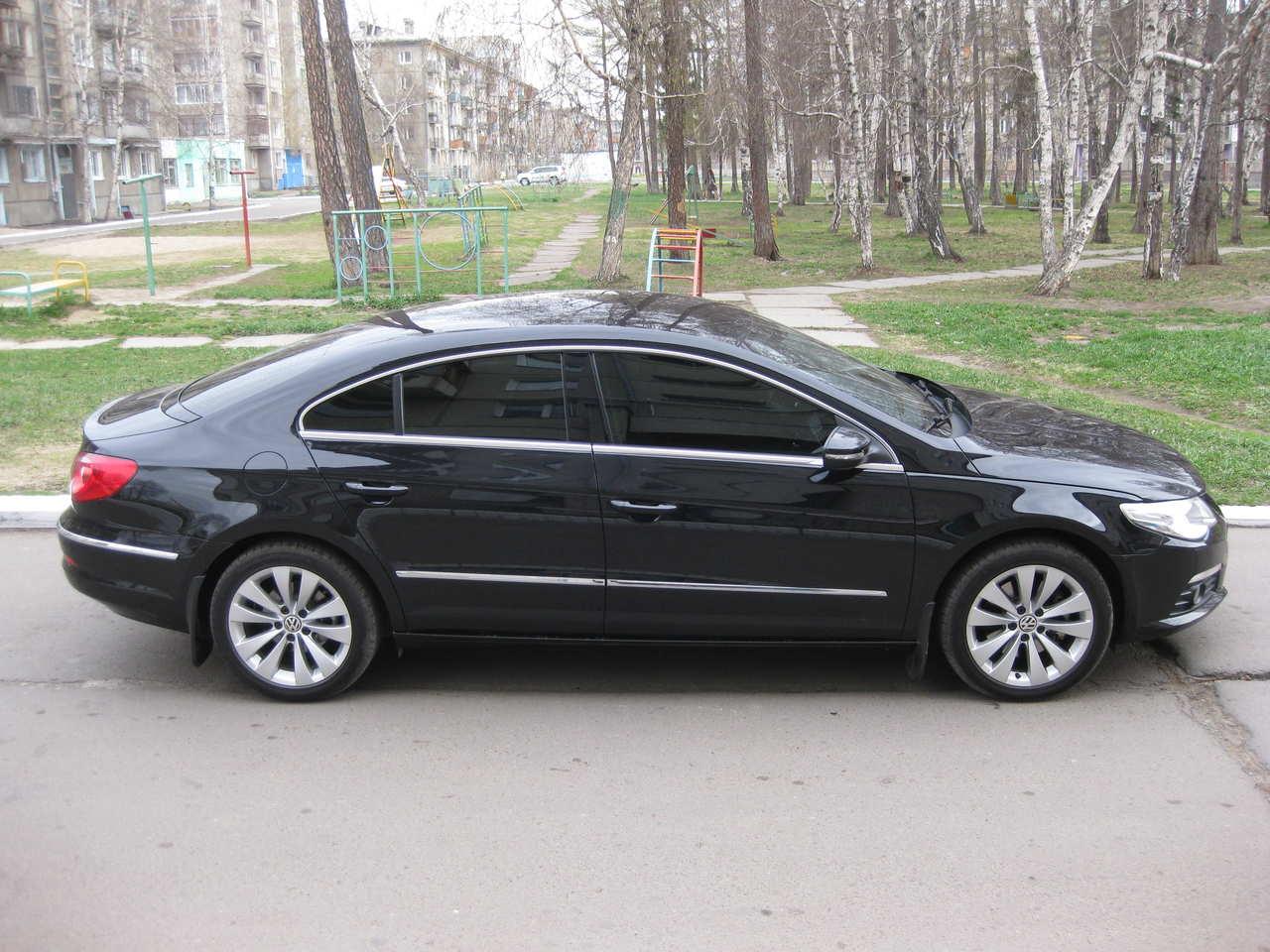 2009 Volkswagen Passat CC Photos, 18, Gasoline, FF
