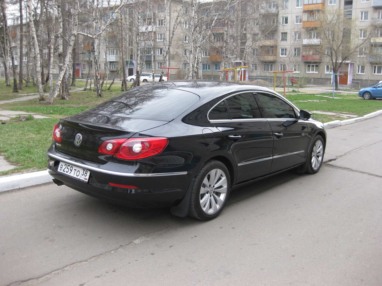 2009 volkswagen passat cc for sale 1800cc gasoline ff. Black Bedroom Furniture Sets. Home Design Ideas