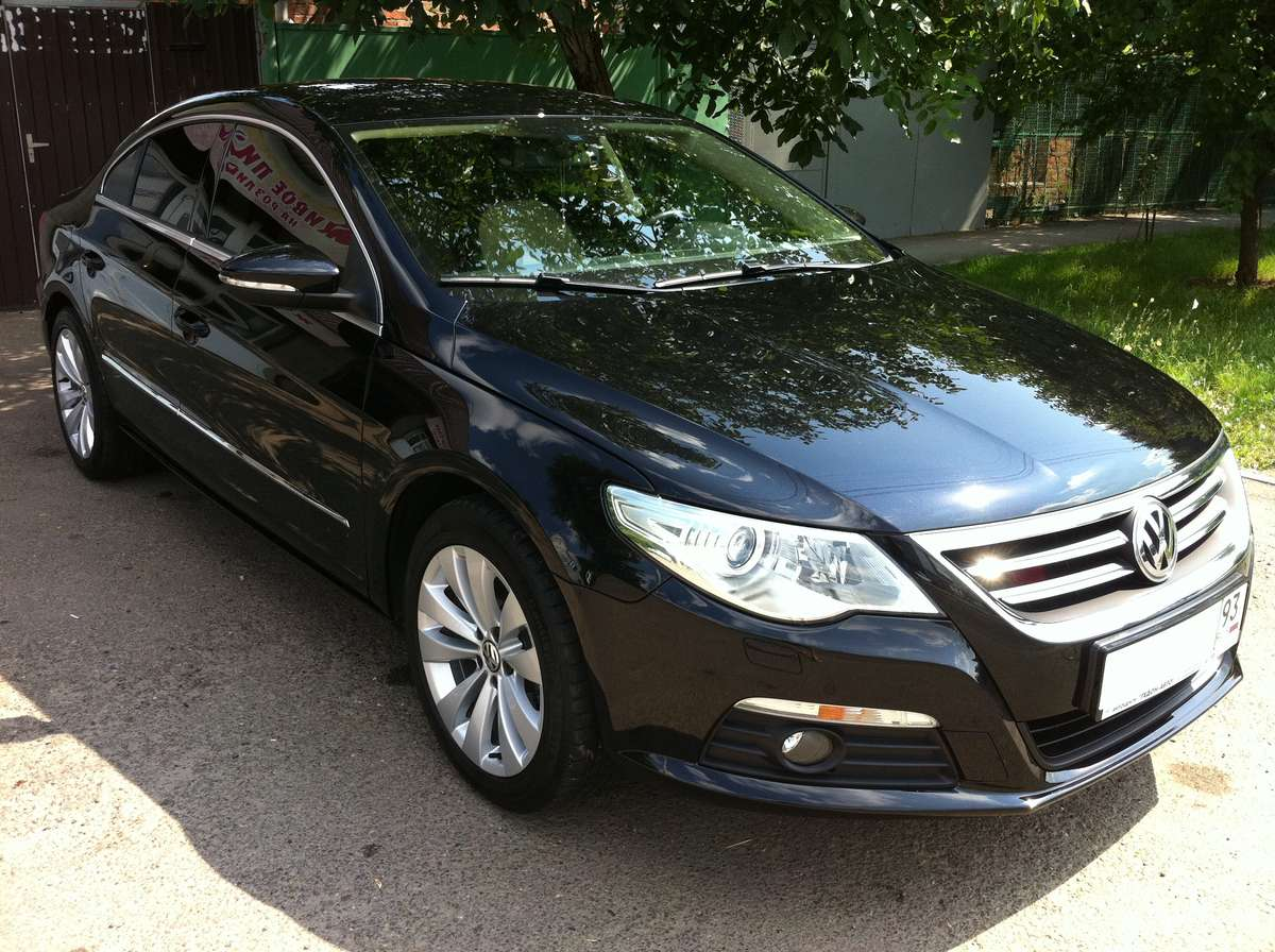 2010 volkswagen passat cc pictures gasoline ff automatic for sale. Black Bedroom Furniture Sets. Home Design Ideas