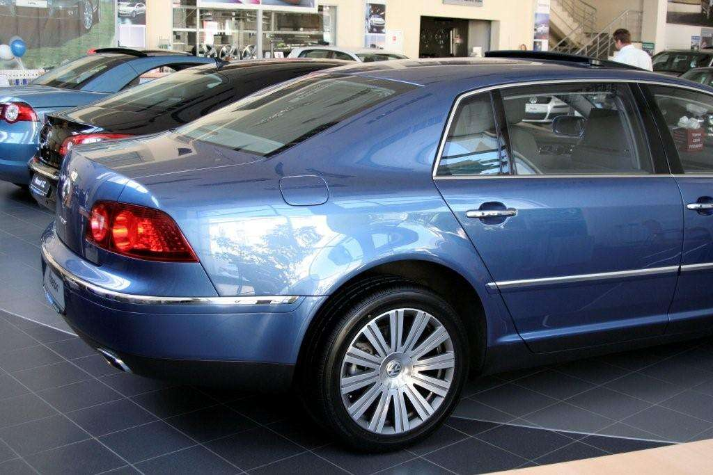 Onstar Navigation Cost >> 2008 Volkswagen Phaeton Pics, 4.2, Gasoline For Sale