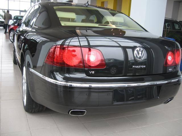 Opiniones Volkswagen Phaeton - ForoCoches