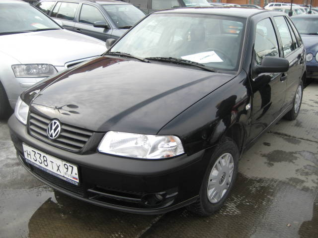 2004 Volkswagen Pointer Pictures, 1000cc., Gasoline, FF, Manual For Sale