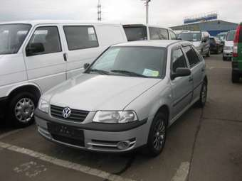 2005 Volkswagen Pointer