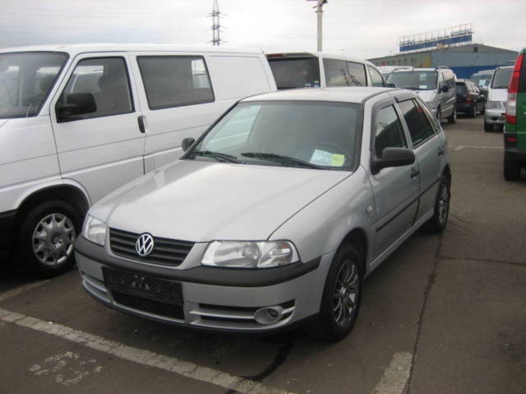 2005 Volkswagen Pointer Pictures