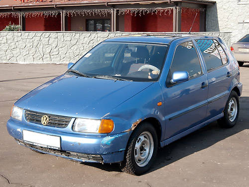 1995 volkswagen polo pictures gasoline ff automatic for sale. Black Bedroom Furniture Sets. Home Design Ideas