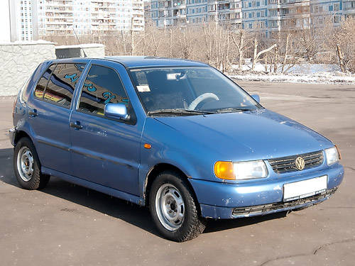 used 1995 volkswagen polo pics 1 6 gasoline ff automatic for sale. Black Bedroom Furniture Sets. Home Design Ideas