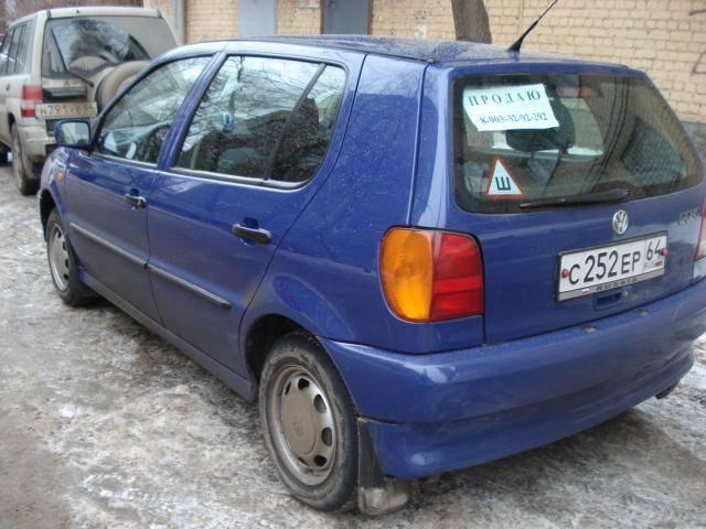 1998 volkswagen polo pics  1 0  gasoline  ff  manual for sale