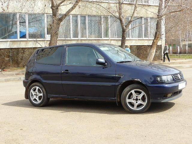 1998 volkswagen polo for sale  1600cc   gasoline  ff
