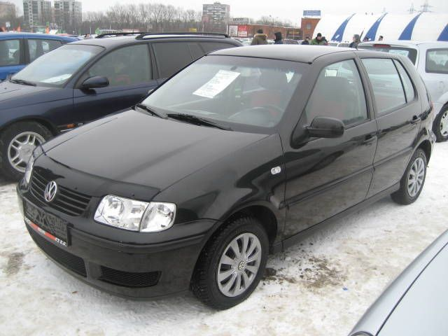 2001 volkswagen polo 1 4 related infomation specifications weili automotive network. Black Bedroom Furniture Sets. Home Design Ideas