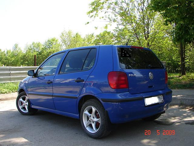 2001 volkswagen polo wallpapers, 1.4l., gasoline, ff, automatic