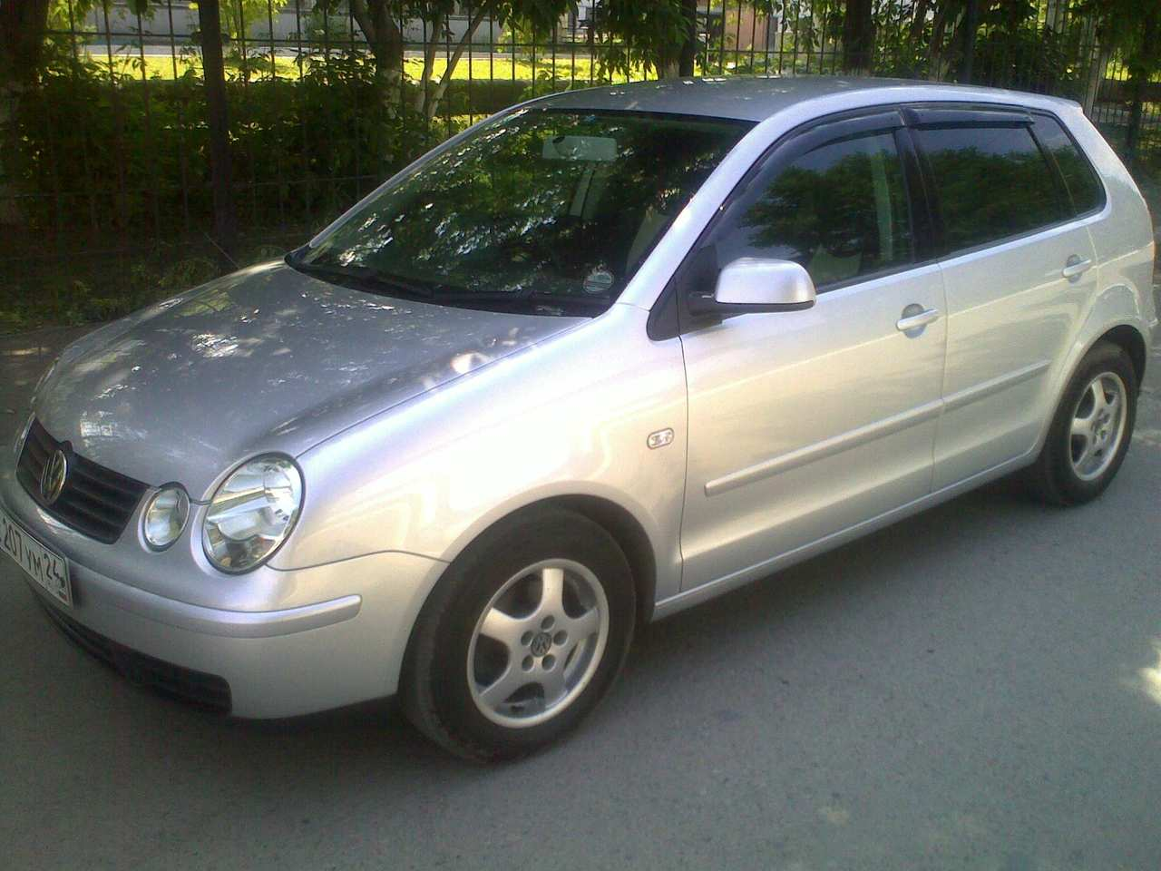 2001 volkswagen polo photos 1 4 gasoline ff automatic for sale. Black Bedroom Furniture Sets. Home Design Ideas