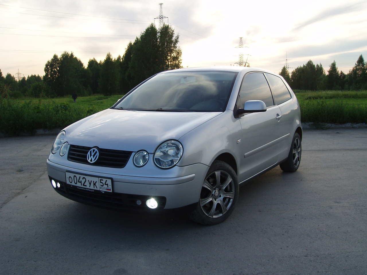 2002 Volkswagen Polo Specs  Engine Size 1 4  Fuel Type