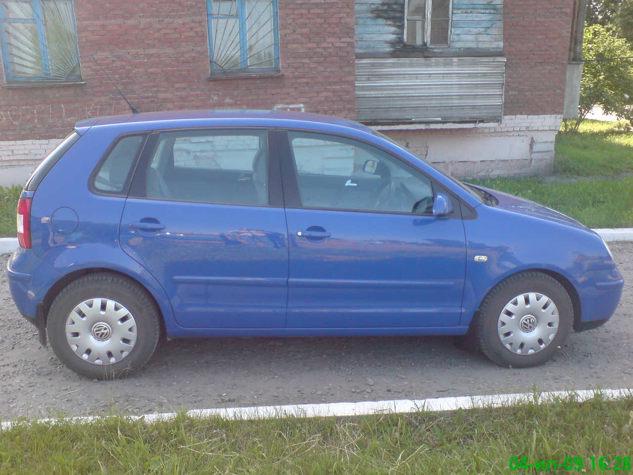 2003 volkswagen polo pictures 1400cc gasoline ff automatic for sale. Black Bedroom Furniture Sets. Home Design Ideas