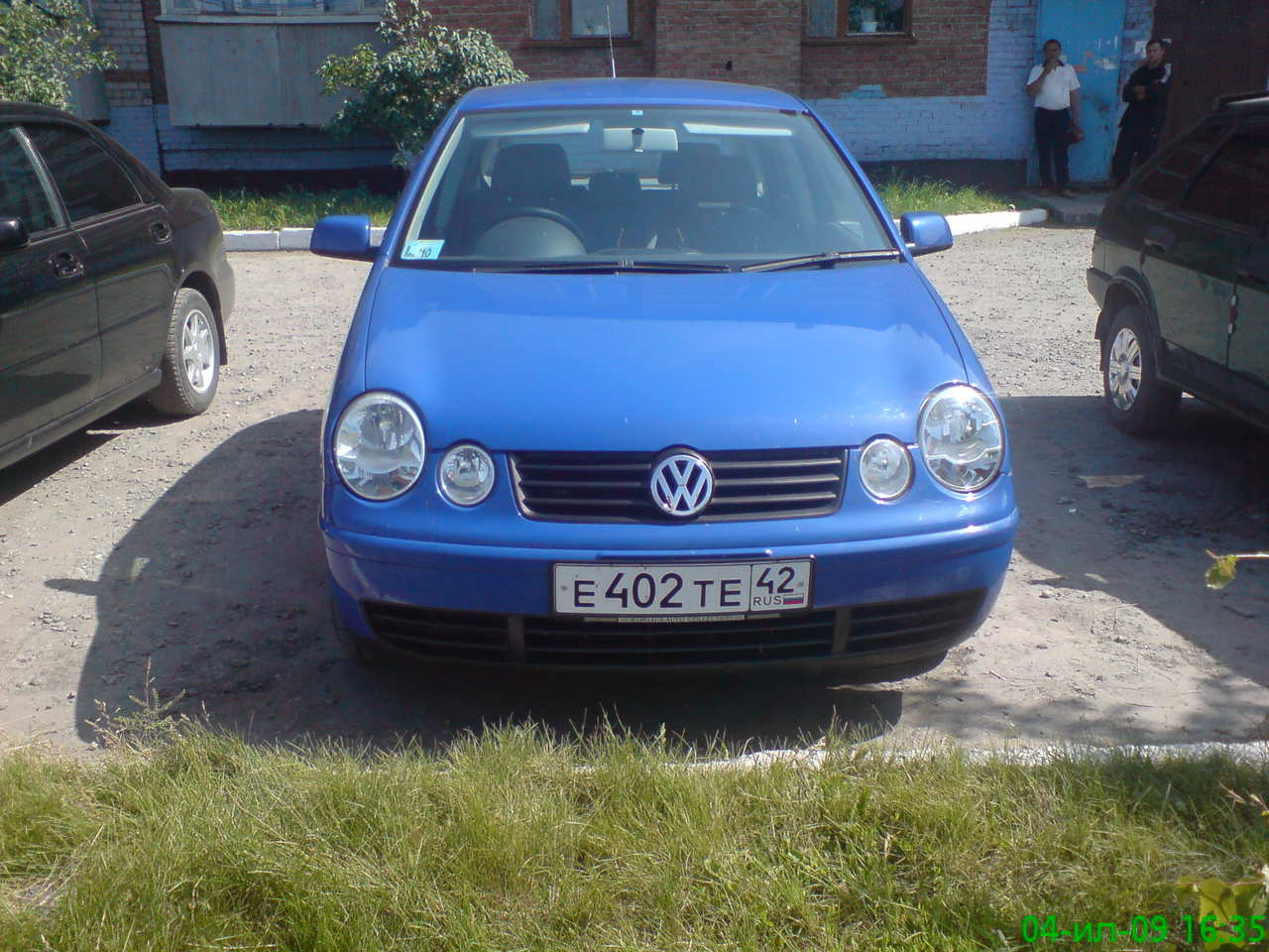 2003 volkswagen polo images 1400cc gasoline ff automatic for sale. Black Bedroom Furniture Sets. Home Design Ideas