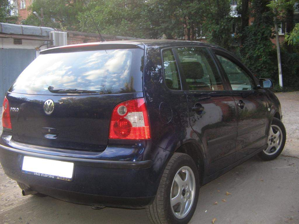 2003 volkswagen polo photos 1 2 gasoline ff manual for sale. Black Bedroom Furniture Sets. Home Design Ideas