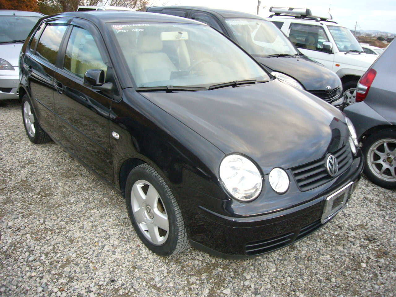2004 volkswagen polo photos 1 4 gasoline ff automatic for sale. Black Bedroom Furniture Sets. Home Design Ideas