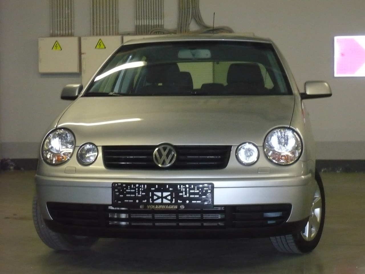 used 2005 volkswagen polo photos 1200cc gasoline ff manual for sale. Black Bedroom Furniture Sets. Home Design Ideas