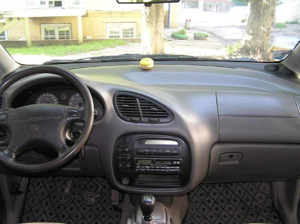 Volkswagen sharan инструкция