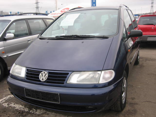 1998 volkswagen sharan pictures 1800cc automatic for sale. Black Bedroom Furniture Sets. Home Design Ideas