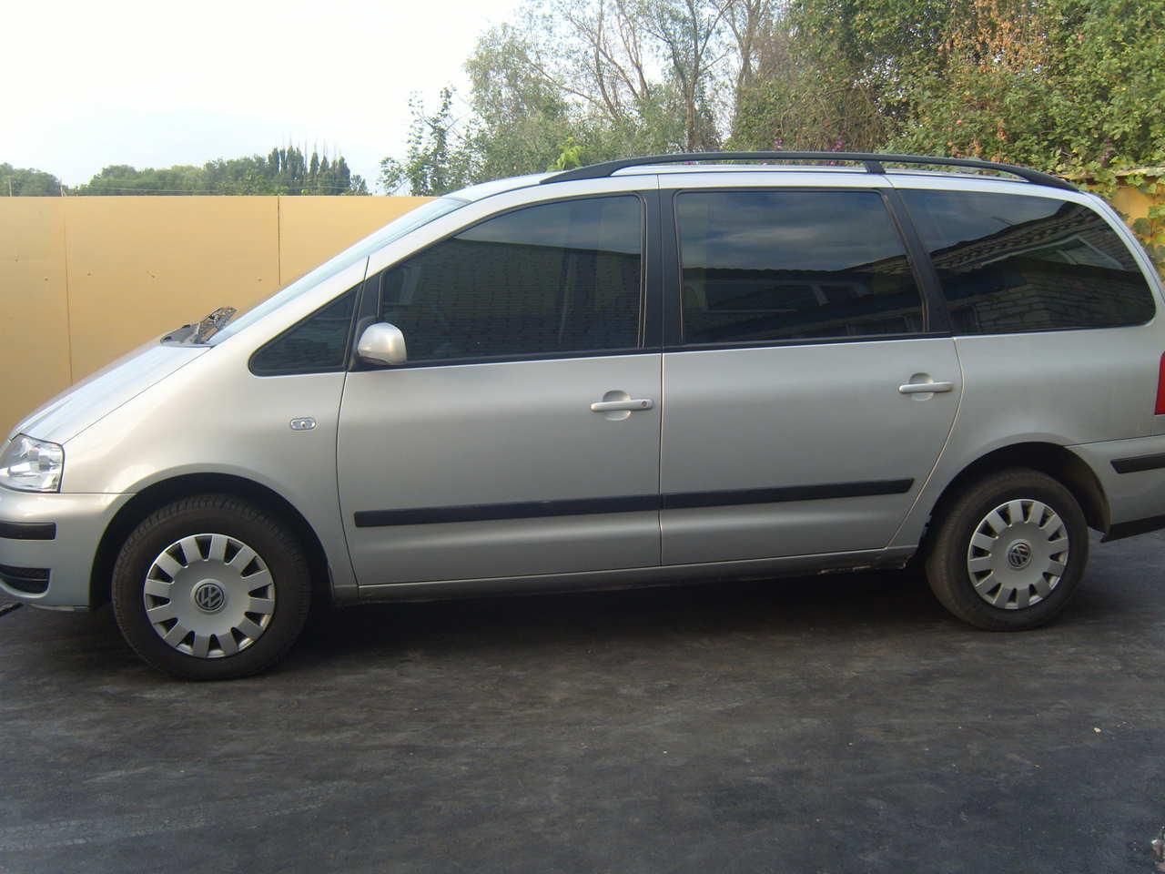 Volkswagen Sharan A B Orig