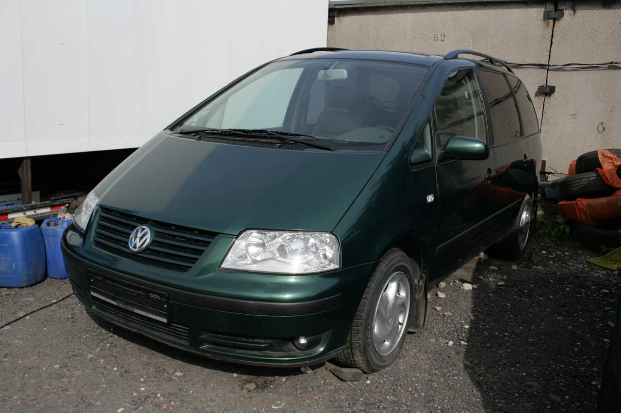 2001 volkswagen sharan pictures 1800cc automatic for sale. Black Bedroom Furniture Sets. Home Design Ideas
