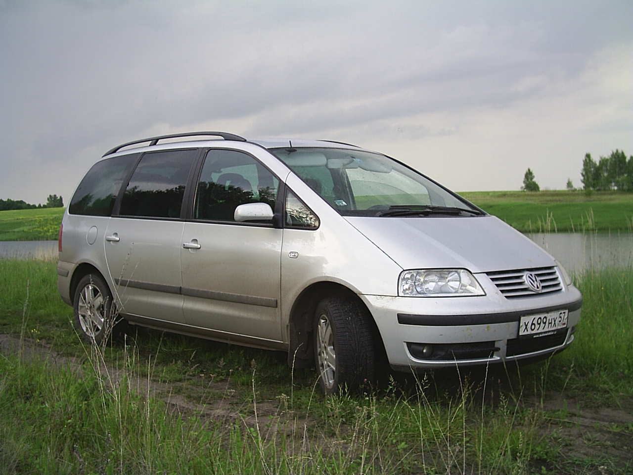 Vw For Sale >> 2002 Volkswagen Sharan Photos, 1.9, Diesel, FF, Manual For ...