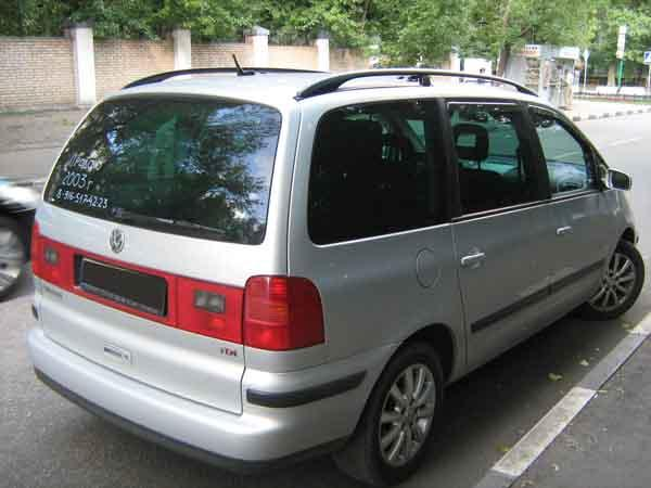 2003 volkswagen sharan photos 1 9 diesel ff automatic. Black Bedroom Furniture Sets. Home Design Ideas