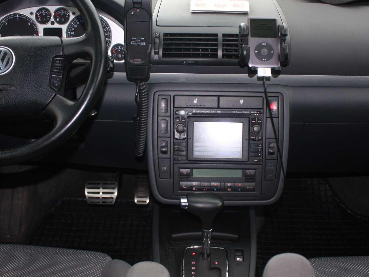 Volkswagen Sharan (2005)