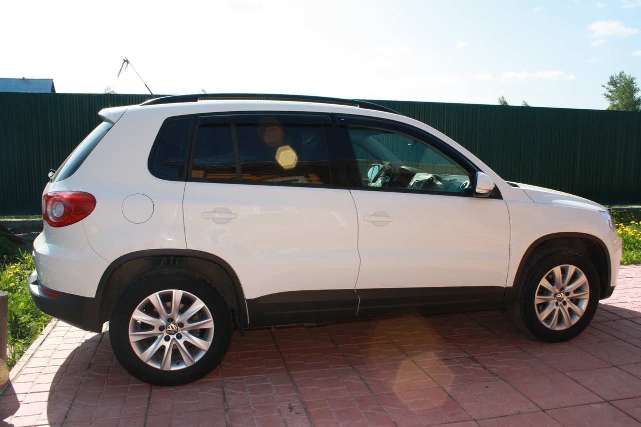 used 2008 volkswagen tiguan photos 1400cc gasoline manual for sale. Black Bedroom Furniture Sets. Home Design Ideas
