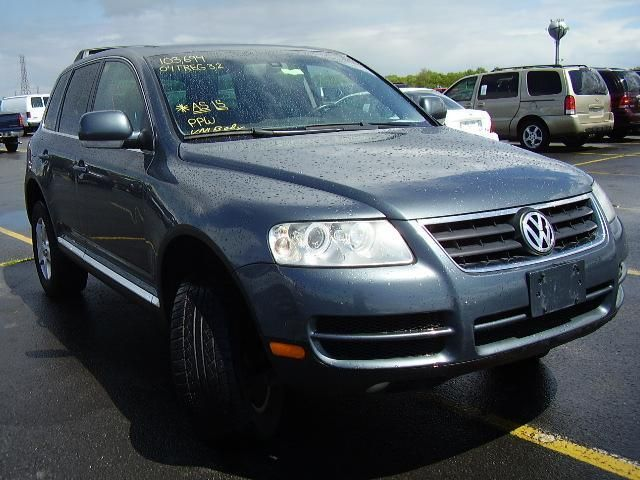 2004 volkswagen touareg pictures