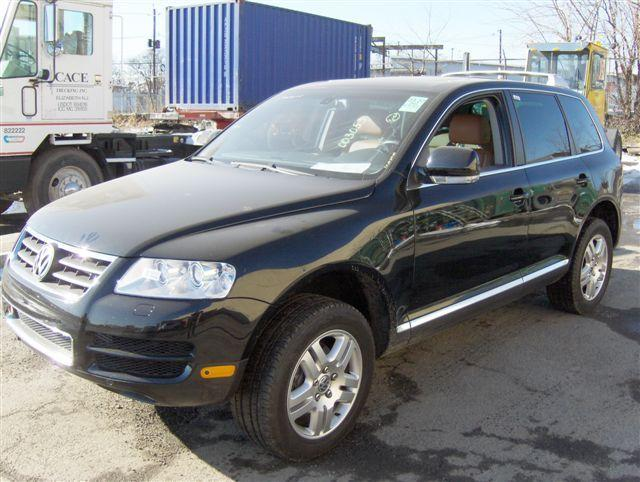 2004 volkswagen touareg pictures 4200cc gasoline. Black Bedroom Furniture Sets. Home Design Ideas