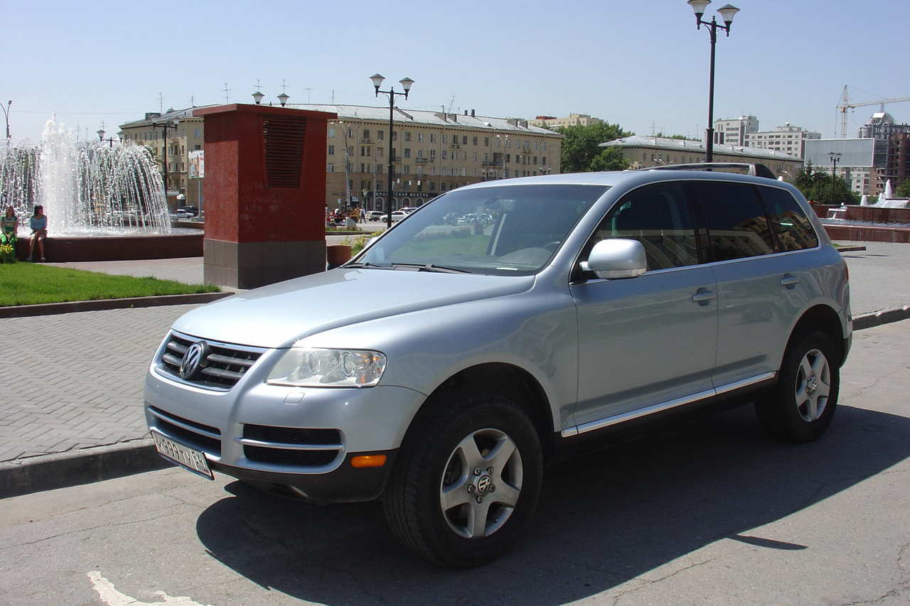 used 2004 volkswagen touareg photos 3200cc gasoline. Black Bedroom Furniture Sets. Home Design Ideas