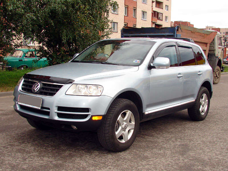 2004 volkswagen touareg pictures 3200cc gasoline. Black Bedroom Furniture Sets. Home Design Ideas