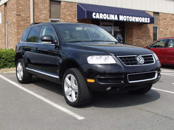 2004 Volkswagen Touareg Photos, 4.2, Gasoline, Automatic ...