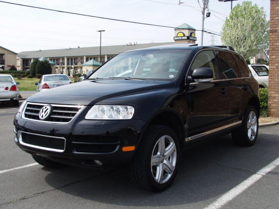 2004 Volkswagen Touareg Pictures, 4.2l., Gasoline, Automatic For Sale