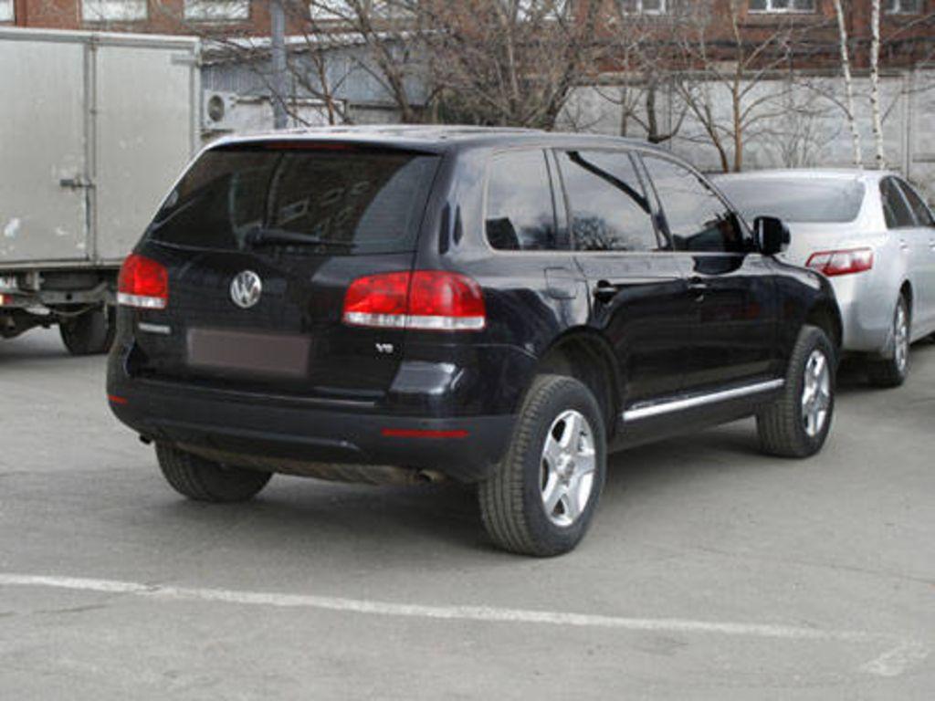 2005 Volkswagen Touareg Pictures