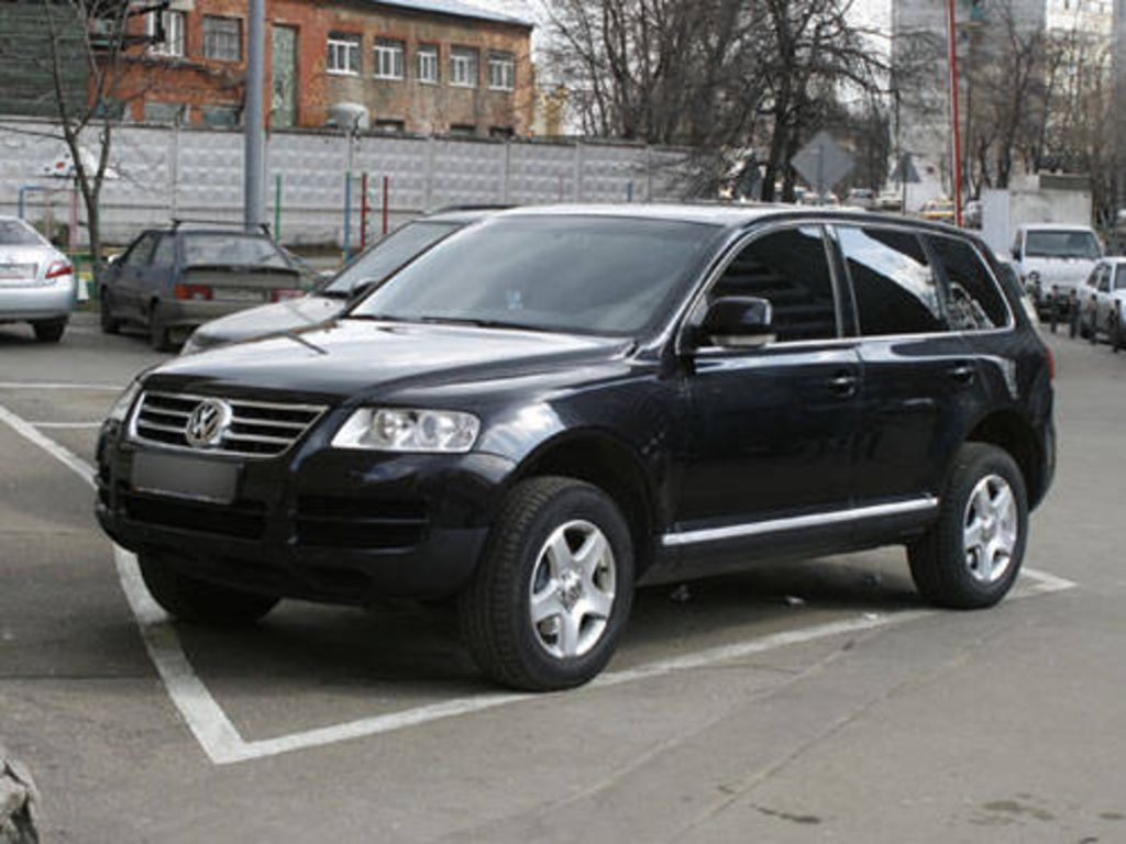 2005 volkswagen touareg pictures. Black Bedroom Furniture Sets. Home Design Ideas