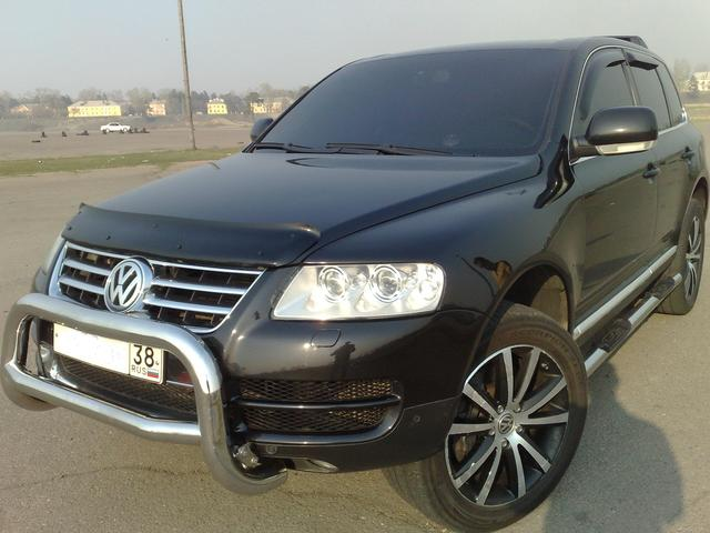 Used 2005 Volkswagen Touareg Photos, 5000cc , Diesel