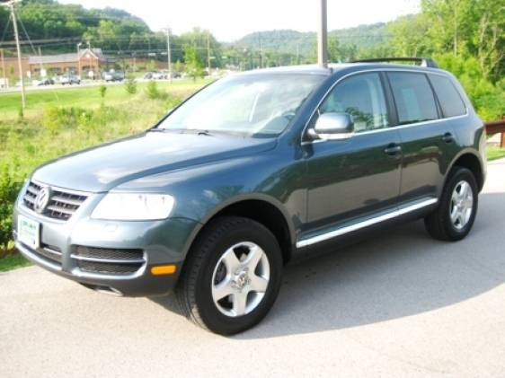 2005 volkswagen touareg pictures automatic for sale. Black Bedroom Furniture Sets. Home Design Ideas