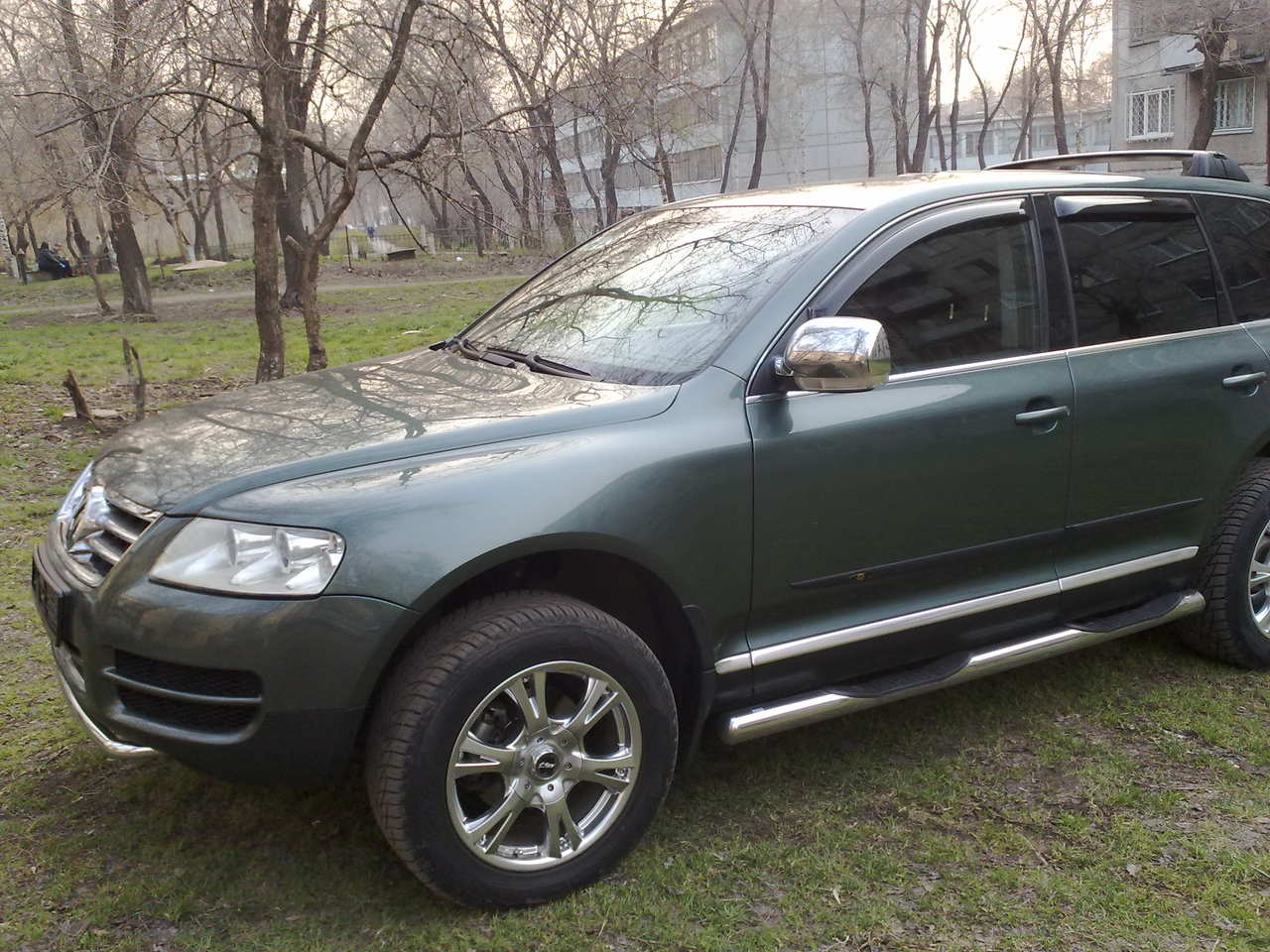 2006 volkswagen touareg pictures 25l diesel automatic