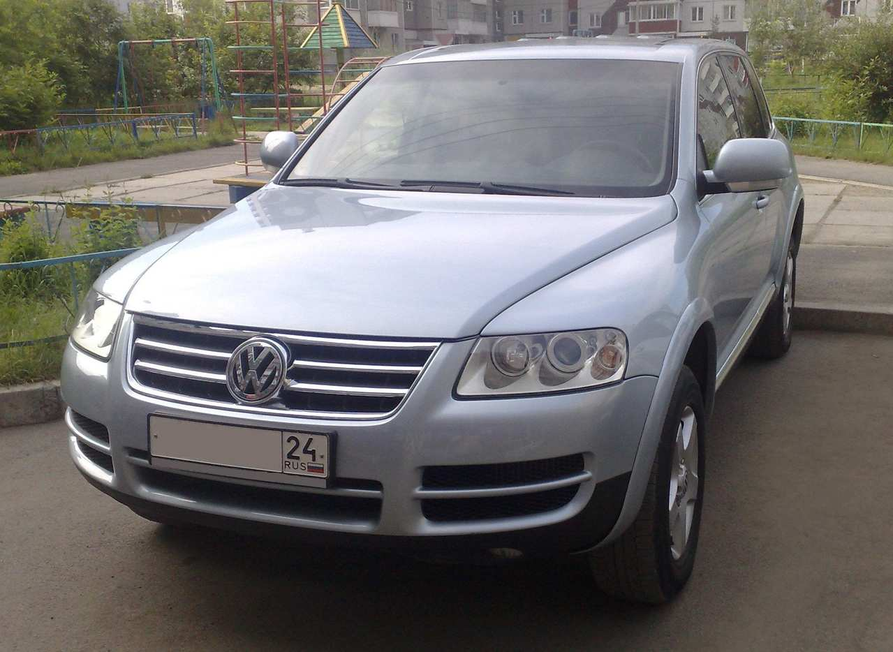 2006 Volkswagen Touareg Photos, 2.5, Diesel, Automatic For Sale
