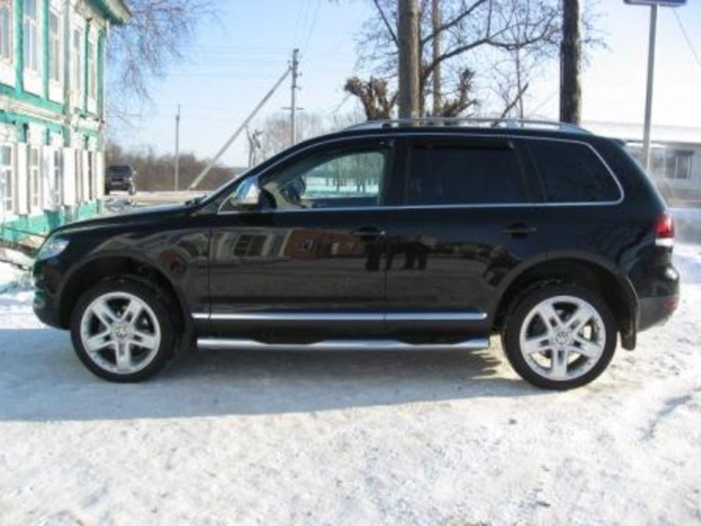 2008 Volkswagen Touareg For Sale
