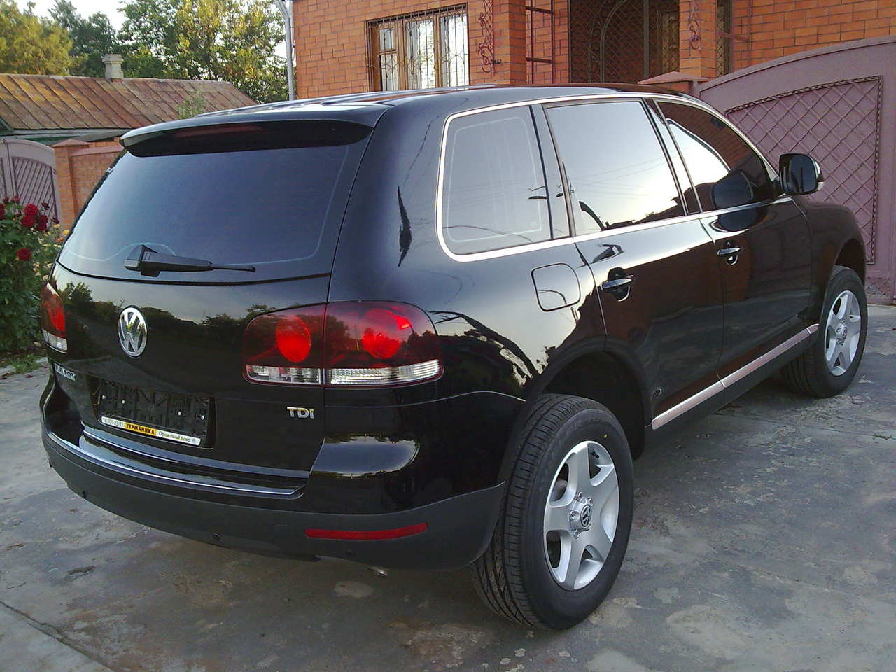 used 2008 volkswagen touareg photos 2500cc diesel automatic for sale. Black Bedroom Furniture Sets. Home Design Ideas