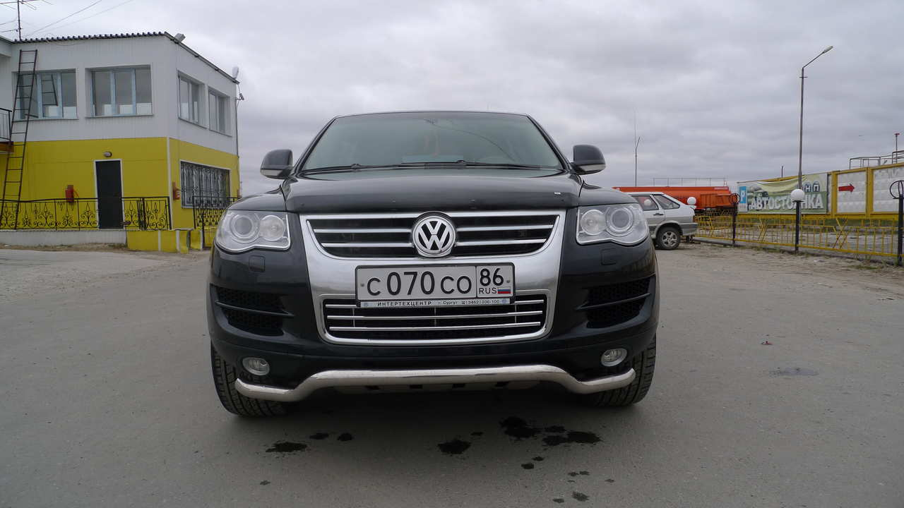 used 2008 volkswagen touareg photos 3600cc gasoline automatic for sale. Black Bedroom Furniture Sets. Home Design Ideas