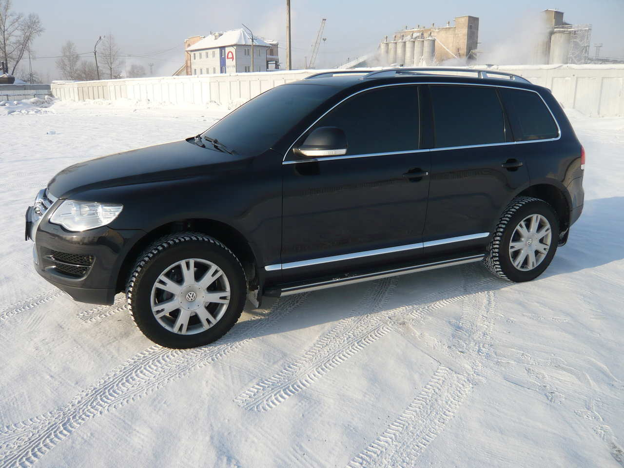 used 2009 volkswagen touareg photos 3000cc diesel. Black Bedroom Furniture Sets. Home Design Ideas
