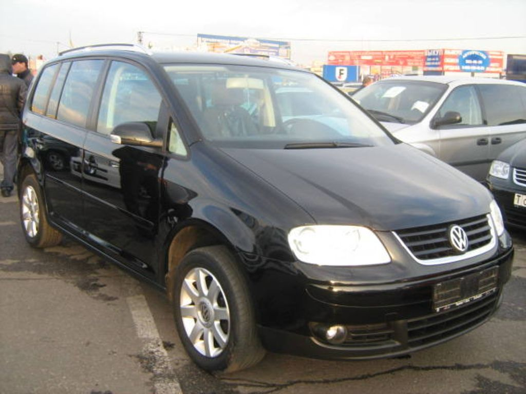 2004 volkswagen touran pictures 1900cc diesel ff automatic for sale. Black Bedroom Furniture Sets. Home Design Ideas