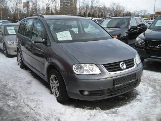 2004 volkswagen touran pictures 2000cc diesel automatic for sale. Black Bedroom Furniture Sets. Home Design Ideas