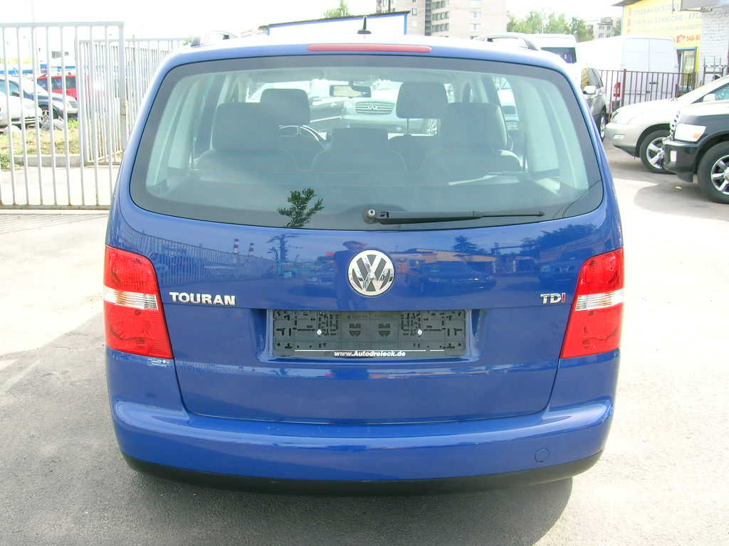 2004 volkswagen touran pictures diesel ff automatic for sale. Black Bedroom Furniture Sets. Home Design Ideas